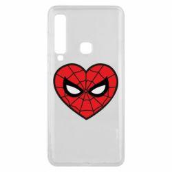 Чохол для Samsung A9 2018 Love spider man