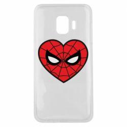 Чохол для Samsung J2 Core Love spider man