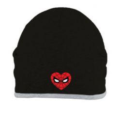 Шапка Love spider man