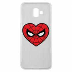 Чохол для Samsung J6 Plus 2018 Love spider man