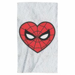 Рушник Love spider man