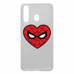 Чохол для Samsung A60 Love spider man