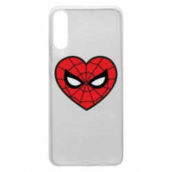 Чохол для Samsung A70 Love spider man