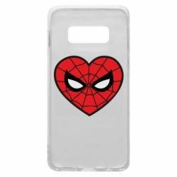 Чохол для Samsung S10e Love spider man