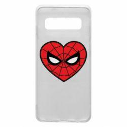 Чохол для Samsung S10 Love spider man