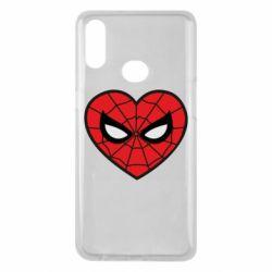 Чохол для Samsung A10s Love spider man