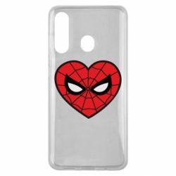 Чохол для Samsung M40 Love spider man