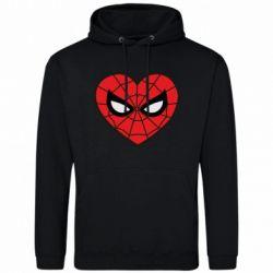 Чоловіча толстовка Love spider man