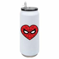 Термобанка 500ml Love spider man
