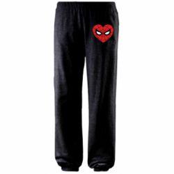 Штани Love spider man