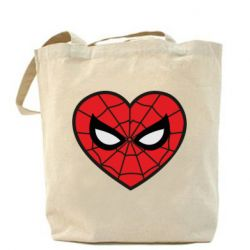 Сумка Love spider man