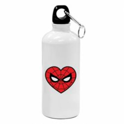 Фляга Love spider man