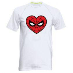 Чоловіча спортивна футболка Love spider man