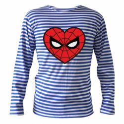 Тільник з довгим рукавом Love spider man