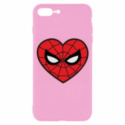 Чохол для iPhone 7 Plus Love spider man