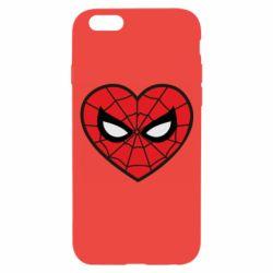 Чохол для iPhone 6/6S Love spider man