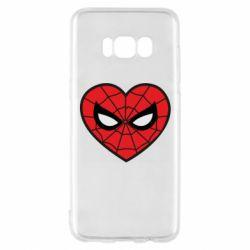 Чохол для Samsung S8 Love spider man