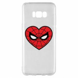 Чохол для Samsung S8+ Love spider man
