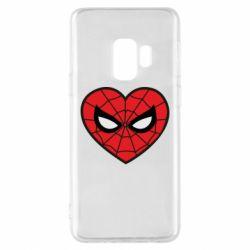 Чохол для Samsung S9 Love spider man