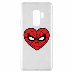 Чохол для Samsung S9+ Love spider man