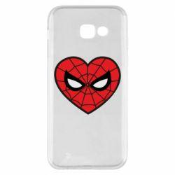 Чохол для Samsung A5 2017 Love spider man