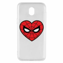Чохол для Samsung J5 2017 Love spider man