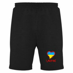 Мужские шорты Love Ukraine - FatLine