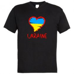Мужская футболка Love Ukraine - FatLine