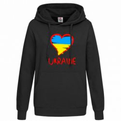 Толстовка Love Ukraine - FatLine