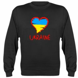 Реглан (свитшот) Love Ukraine - FatLine