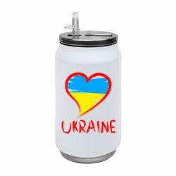 Термобанка 350ml Love Ukraine