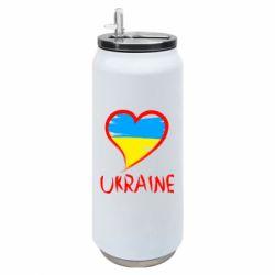 Термобанка 500ml Love Ukraine