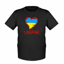 Майка-тельняшка Love Ukraine - FatLine