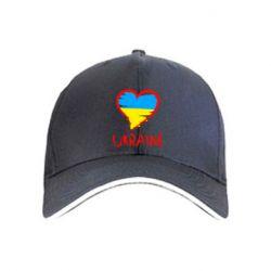 Кепка Love Ukraine