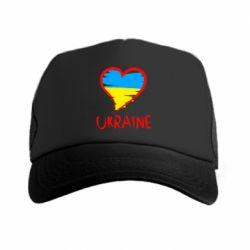 Кепка-тракер Love Ukraine