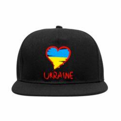 Снепбек Love Ukraine