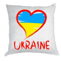 Подушка Love Ukraine - FatLine