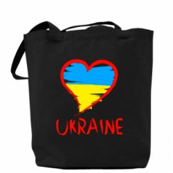 Сумка Love Ukraine - FatLine