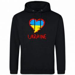 Женская футболка поло Love Ukraine - FatLine