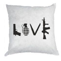 Подушка Love (weapon)