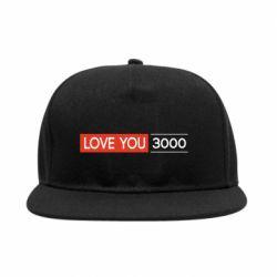 Снепбек Love you 3000