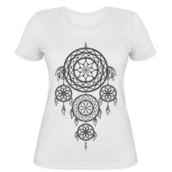 Купить Женская футболка Lovec snov, FatLine