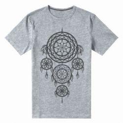 Купить Мужская стрейчевая футболка Lovec snov, FatLine