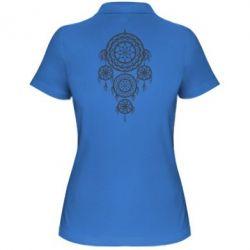 Купить Женская футболка поло Lovec snov, FatLine