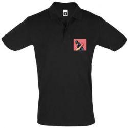Мужская футболка поло Lovelace