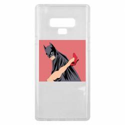 Чехол для Samsung Note 9 Lovelace