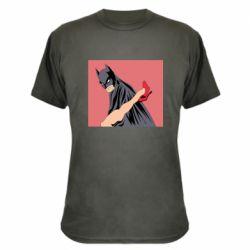 Камуфляжная футболка Lovelace