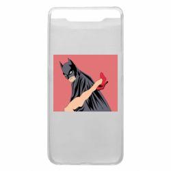 Чехол для Samsung A80 Lovelace