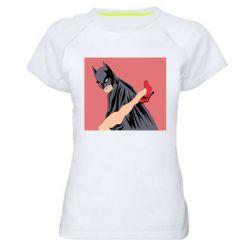 Женская спортивная футболка Lovelace