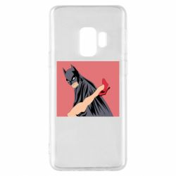 Чехол для Samsung S9 Lovelace
